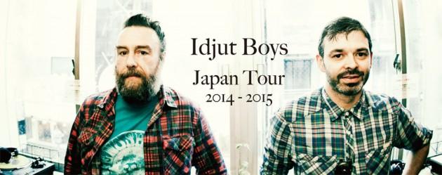 Idjut Boys Japan Tour 2014_slide