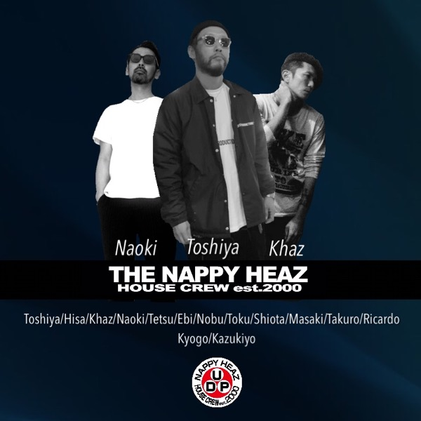 _NAPPY HEAZ HOUSE CREW