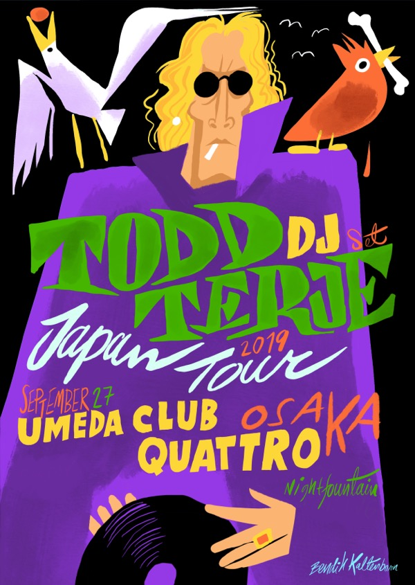 20190927_ToddTerje@UMEDA_CLUB_QUATTRO