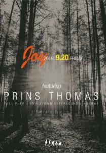 20190920_PrinsThomas@PreciousHall